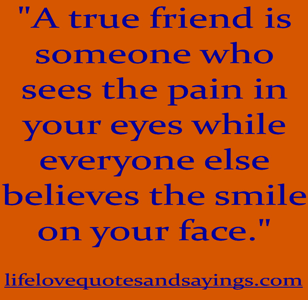 True Friend Quotes. QuotesGram