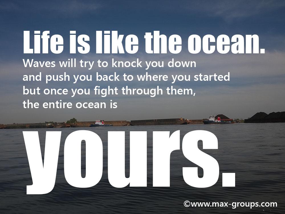 Sailing Quotes Inspirational Quotesgram: Ocean Related Quotes. QuotesGram