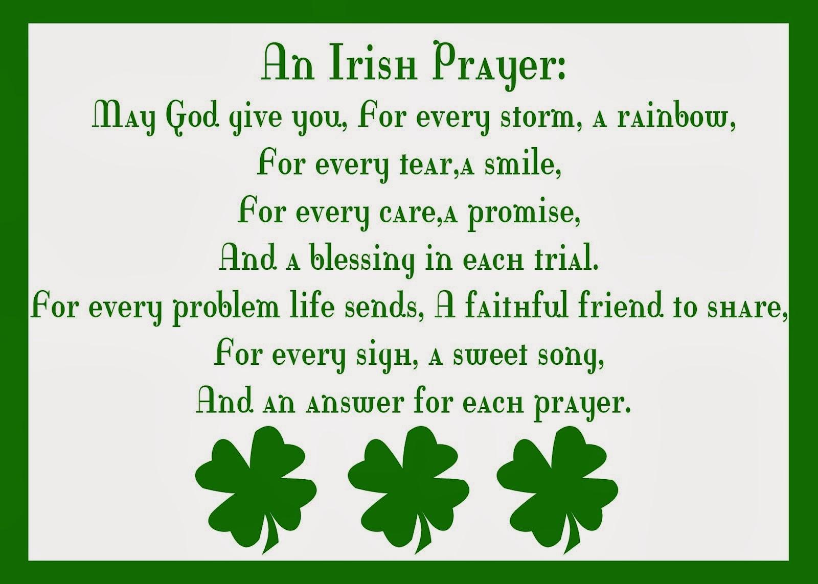 Irish Wedding Blessings And Quotes. QuotesGram