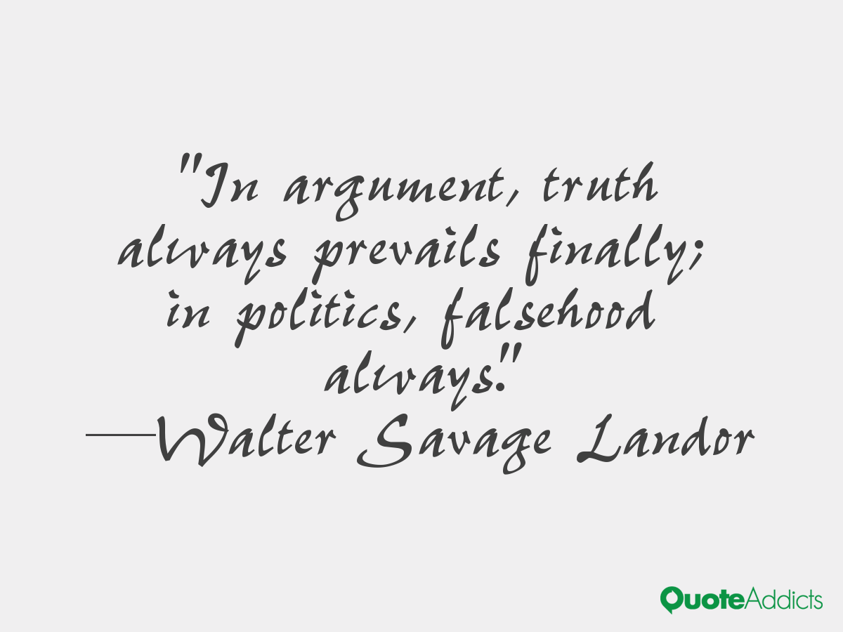 Quotes The Truth Always Prevails. QuotesGram