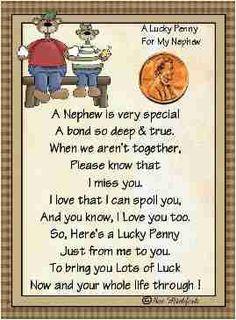 I Love You Nephew Quotes Quotesgram