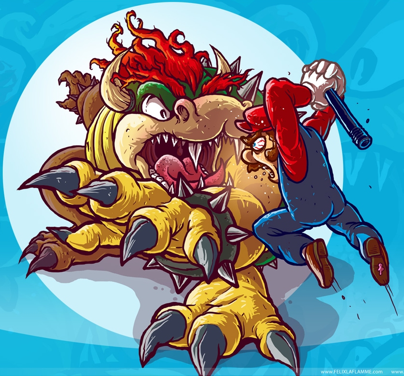 Bowser Quotes Quotesgram