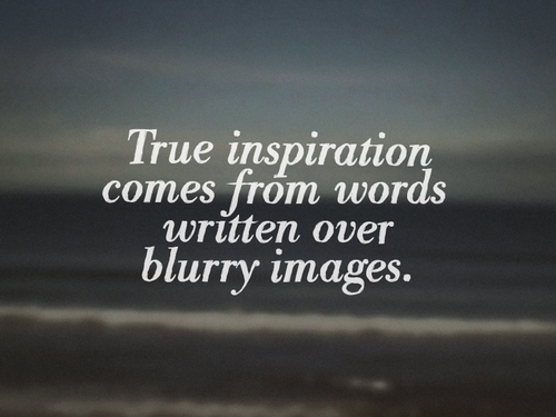 Life Is A Blur Quotes: Blurry Quotes About Life. QuotesGram