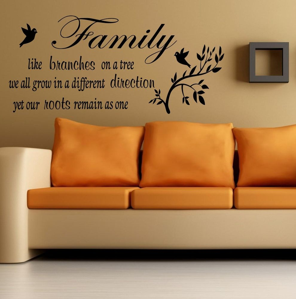 Motivational Inspirational Quotes: Family Wall Quotes Inspirational. QuotesGram