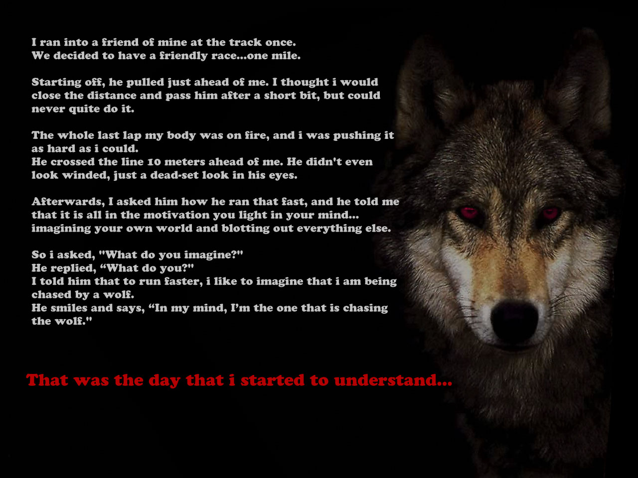 Darker Than Black Quotes: Wolf Poems And Quotes. QuotesGram