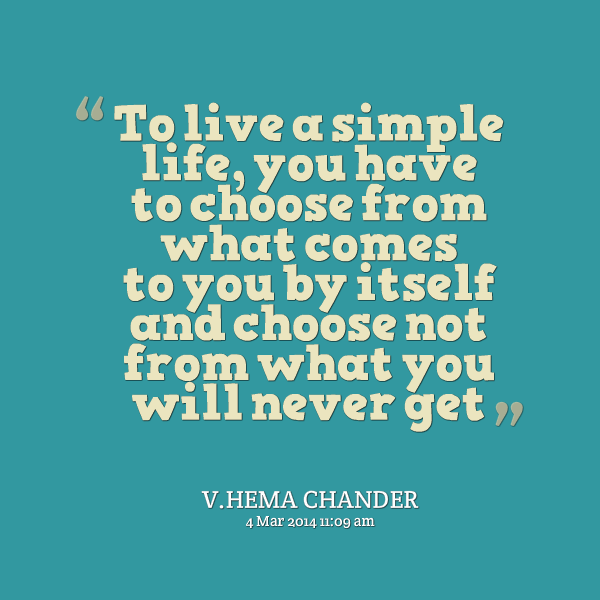 Love Quotes About Life: Simple Quotes To Live By. QuotesGram