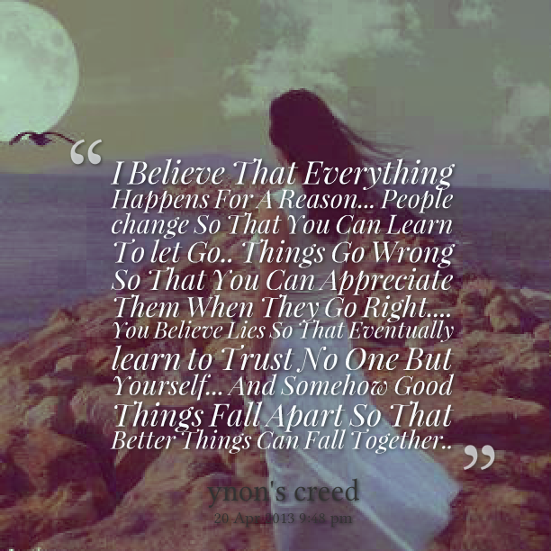 Time Changes Everything Life Must Go On Quotes: Quotes Things That Go Together. QuotesGram