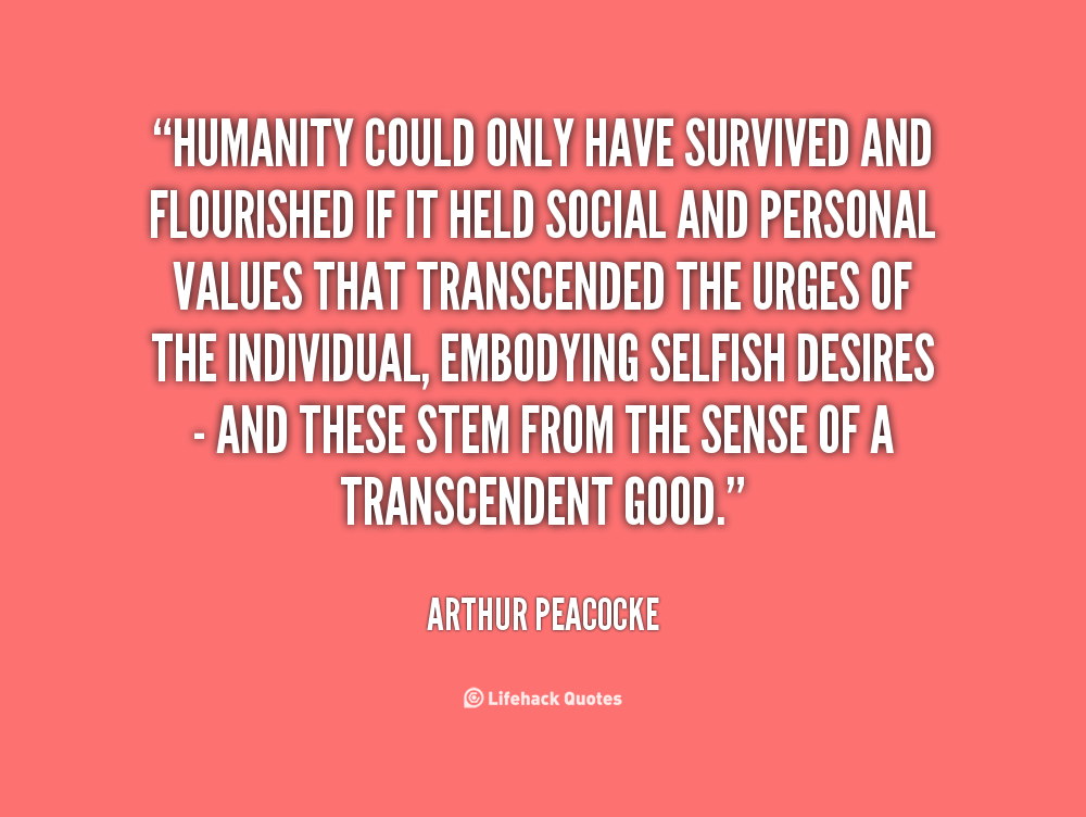 Quotes About Humanity And Society. QuotesGram
