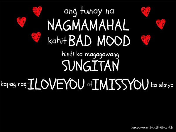 New Tagalog Love Quotes Sweet. QuotesGram