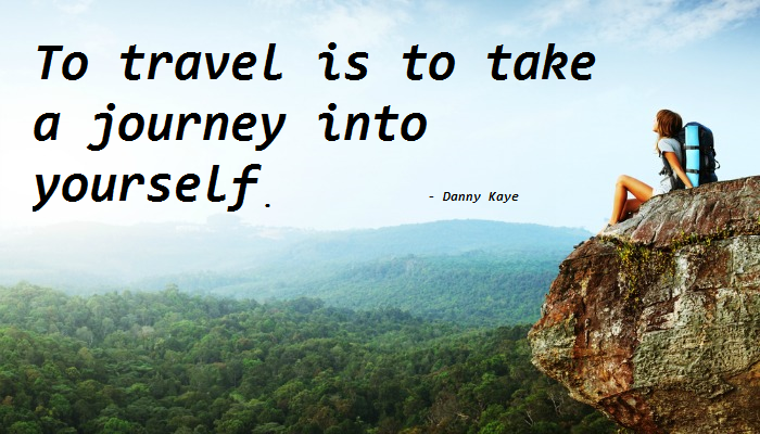Travel Quote Of The Week: Famous Travel Quotes Journey. QuotesGram