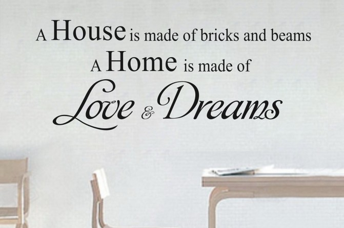 Hometown quotes and sayings quotesgram for Home construction quotes