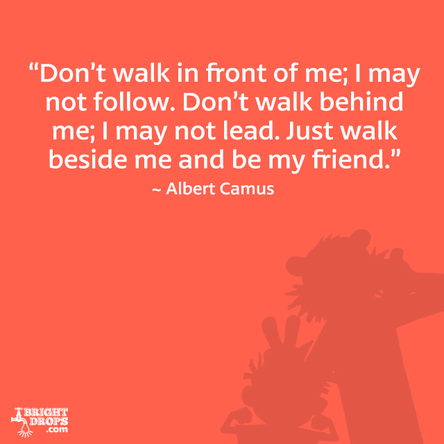 best literary quotes about friendship contoh ko