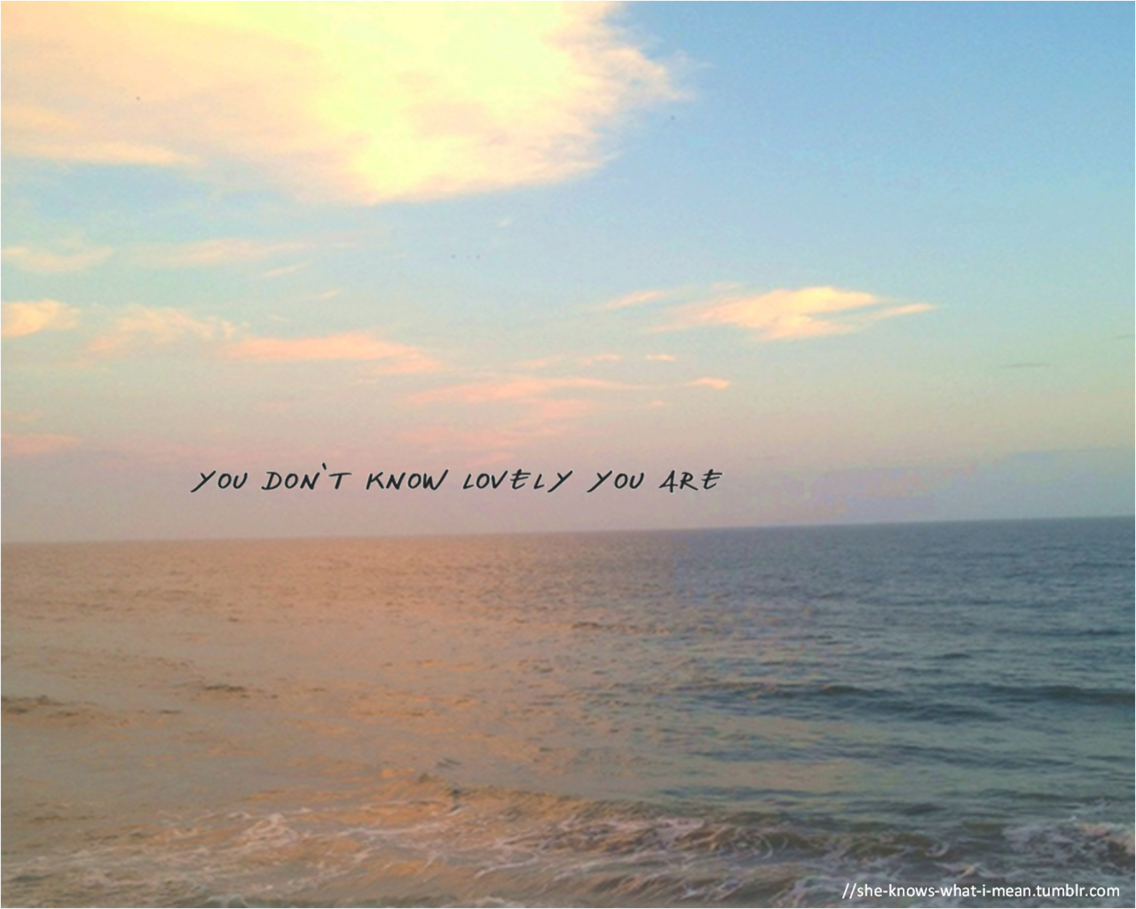 ocean quotes tumblr - photo #17