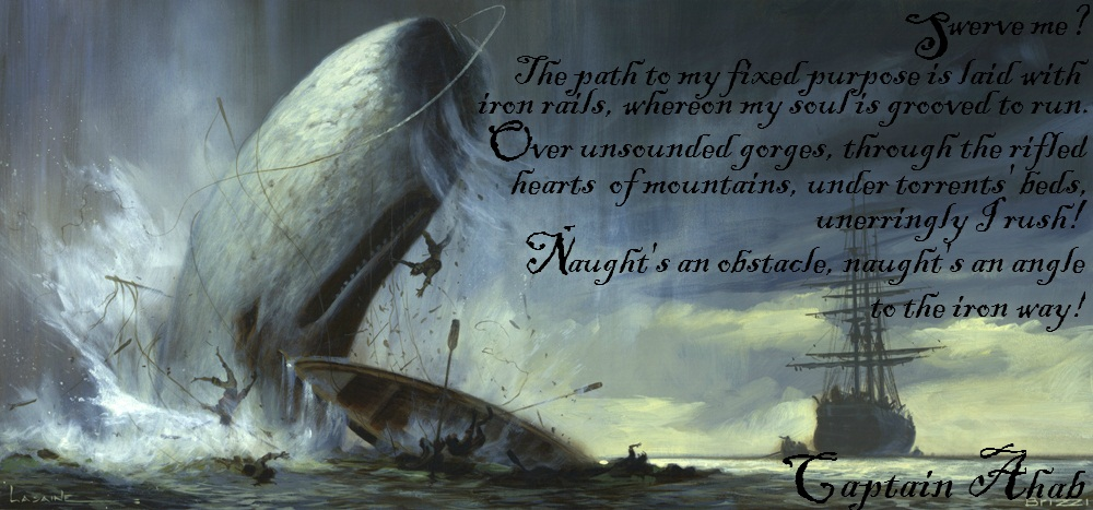 Famous Captain Ahab Quotes Quotesgram