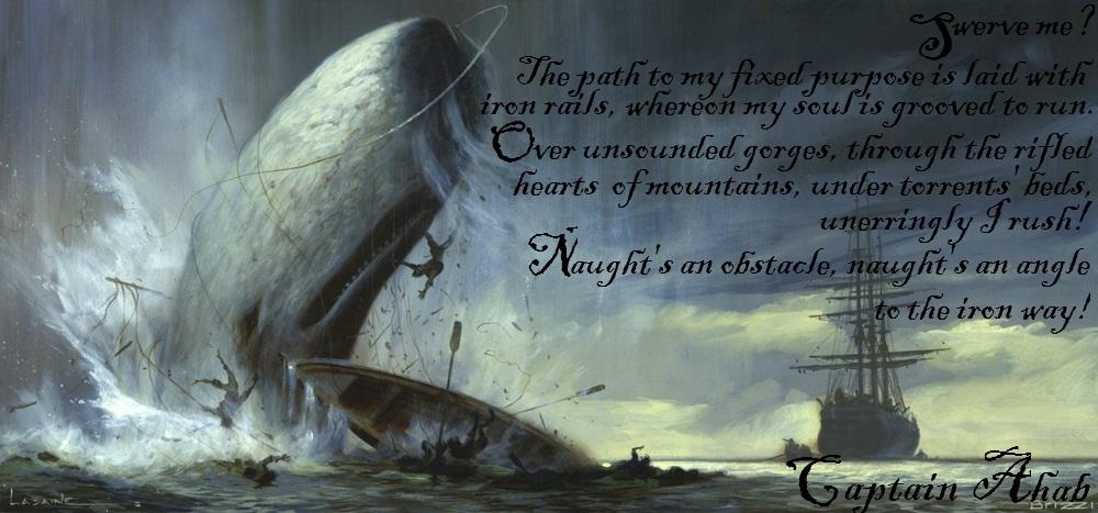 Famous Captain Ahab Quotes Quotesgram