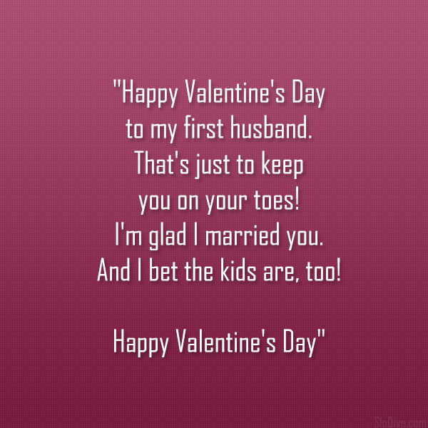 Valentines Day Quotes For Husband. QuotesGram