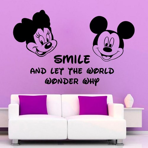 Disney Quotes Smile. QuotesGram