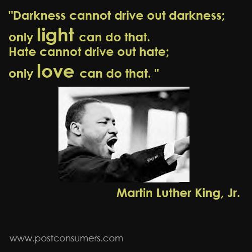 Mlk Jr Quotes Darkness. QuotesGram