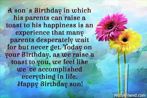 Happy Birthday Mom Quotes From Son In Hindi: Happy 7th Birthday For Son Quotes. QuotesGram