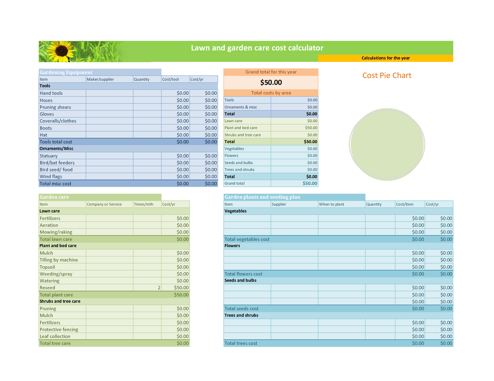 lawn care estimate spreadsheet lawn xcyyxh com estimating templates
