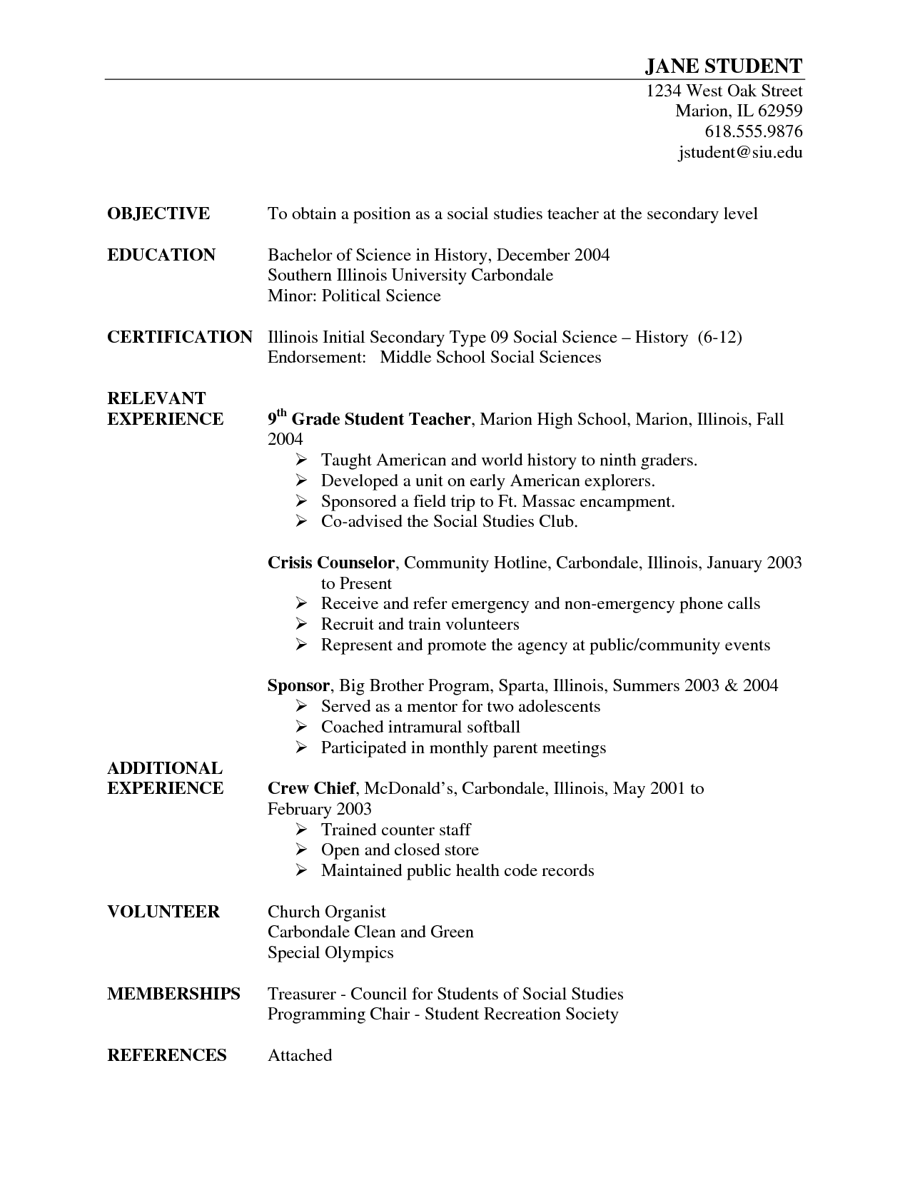 secondary teacher resume examples science teacher resume samples for teaching job science teacher resume samples resumes with quotes quotesgram sample - Halliburton Field Engineer Sample Resume