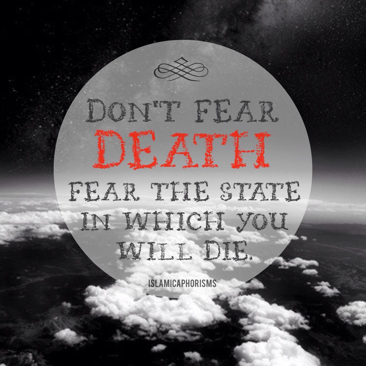Quran Quotes On Death. QuotesGram