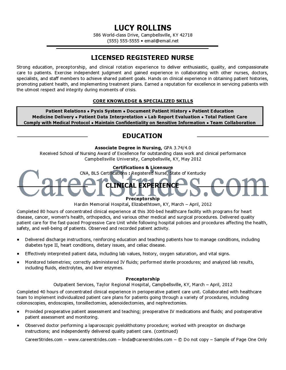 example nursing resume professional resume examples nursing quotes quotesgram professional resume examples nursing quotes