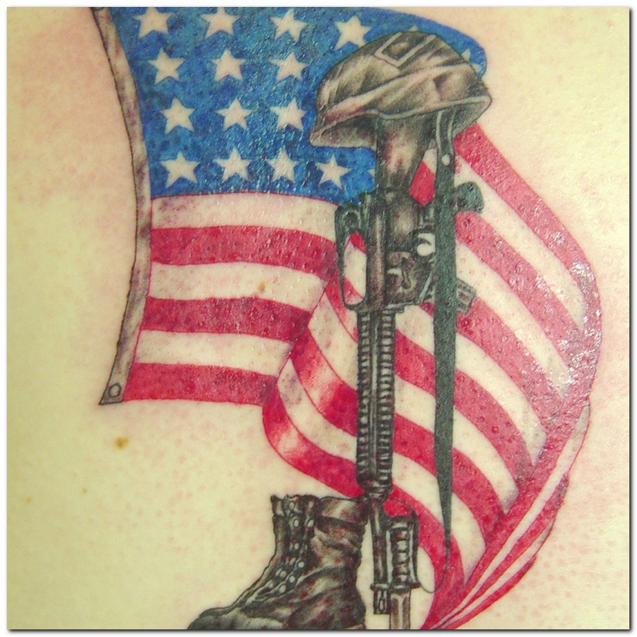 Army Tattoo Ideas With Quotes. QuotesGram