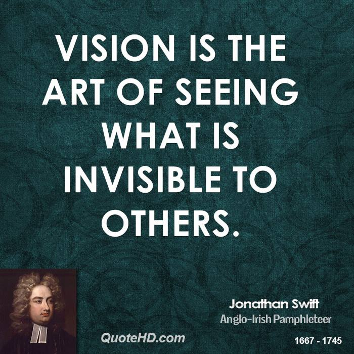 Great Business Quotes Vision: Famous Vision Quotes. QuotesGram