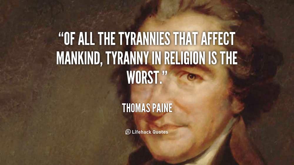Thomas Paine: Citizen of the World