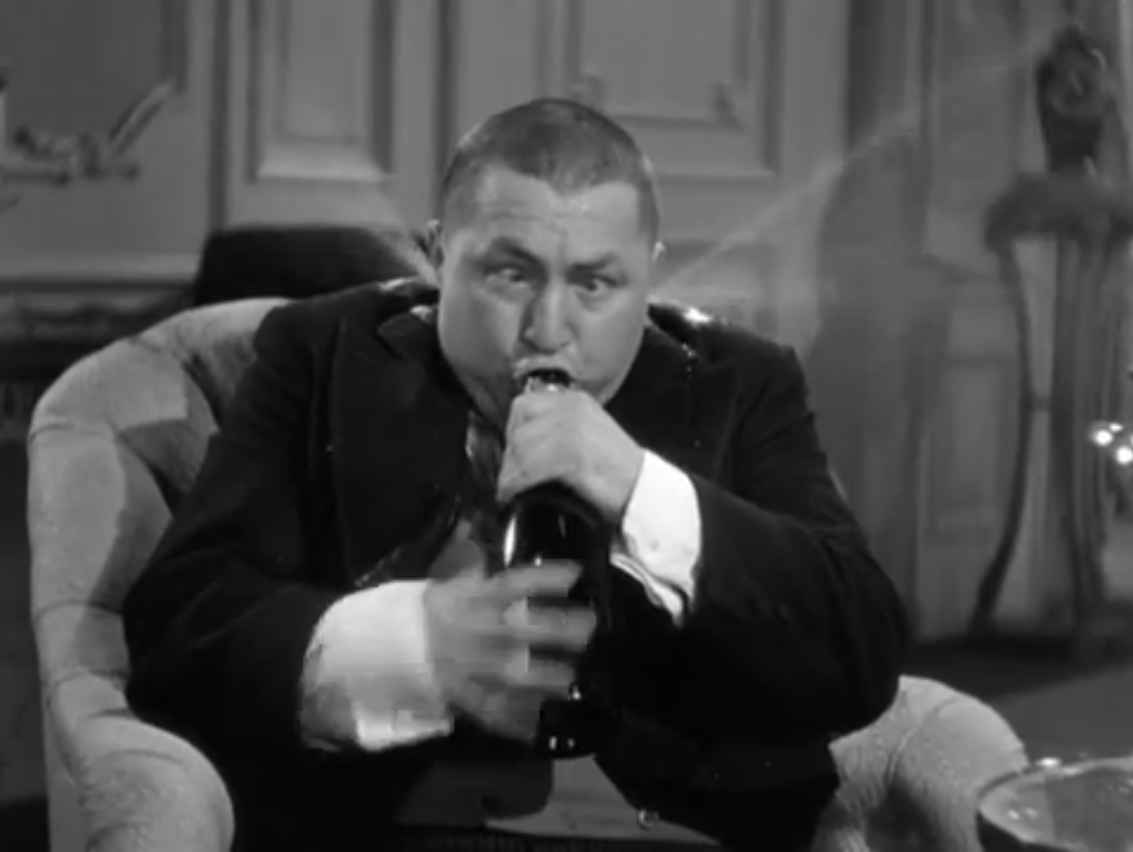 Curly three stooges gif