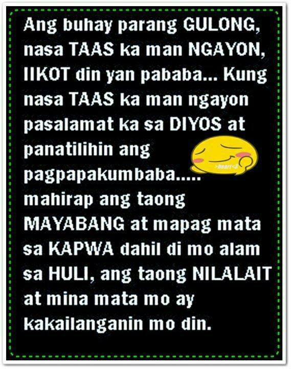 Tagalog Quotes Move On Quotesgram: Tagalog Life Quotes. QuotesGram