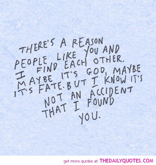 Quotes We Love Each Other: Finding Each Other Quotes. QuotesGram