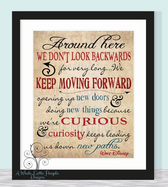 Keep Moving Forward Walt Disney Quotes. QuotesGram
