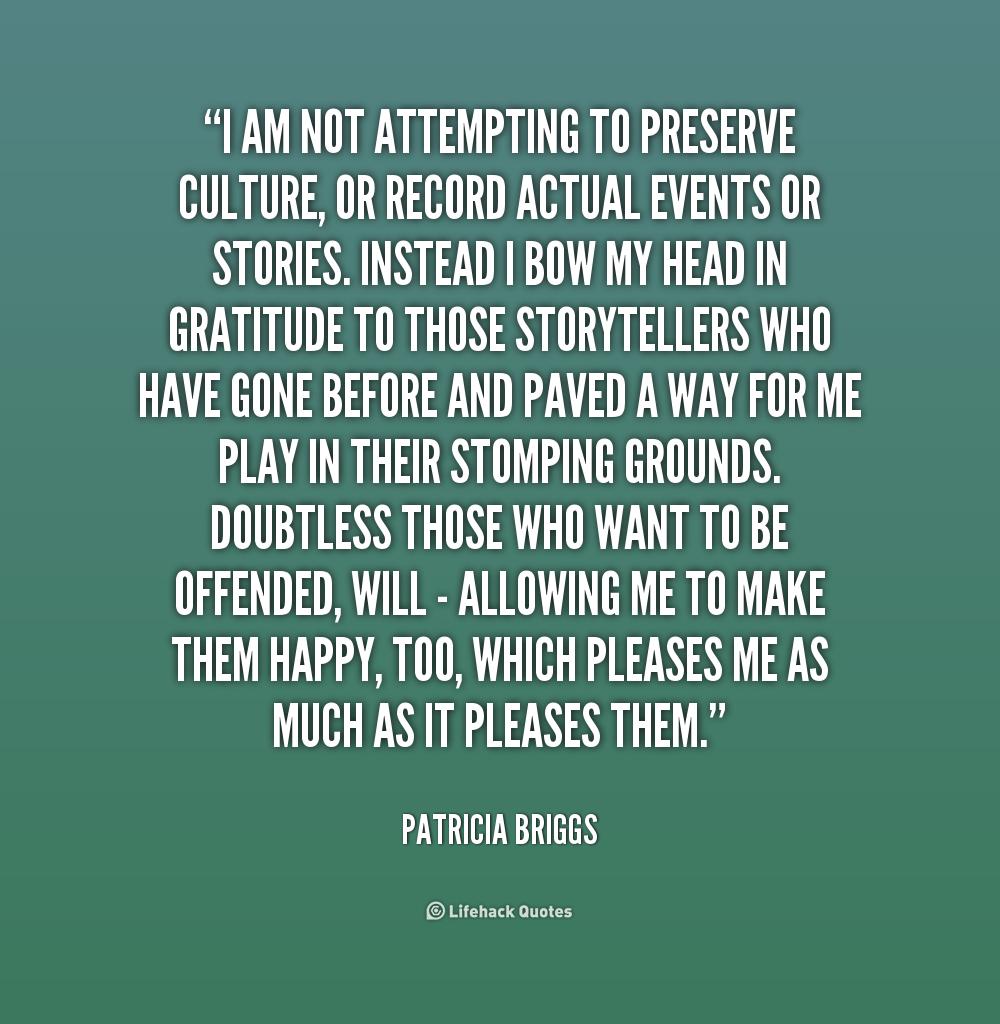 Patricia Briggs Quotes Quotesgram