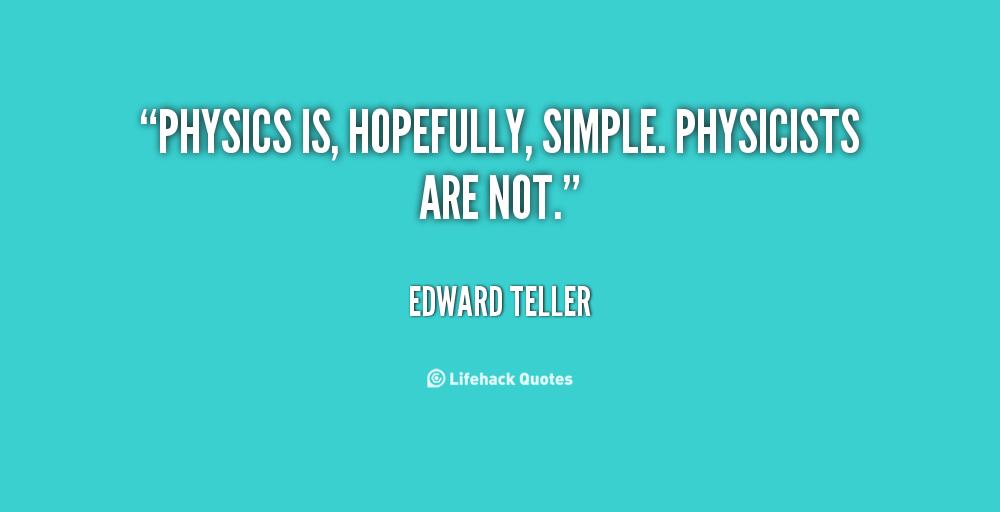 Physics Quotes QuotesGram