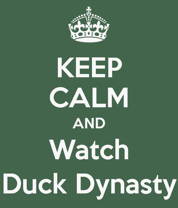 Duck dynasty dating advice