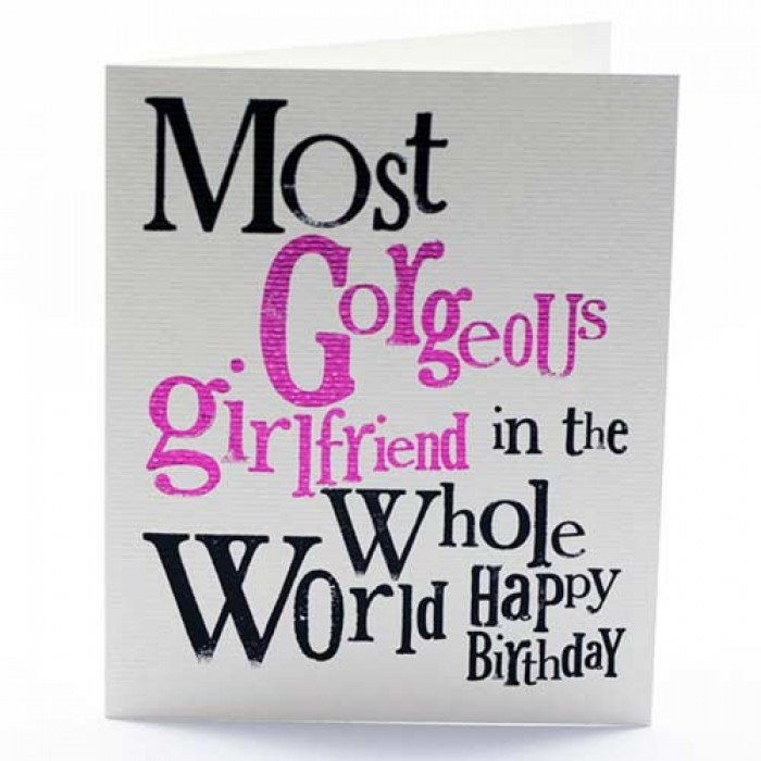 Cute Birthday Quotes For Girlfriend. QuotesGram