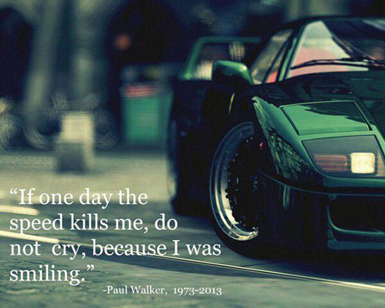 Fast And Furious Brian Oconnor Quotes Quotesgram: Paul Walkers Faf Quotes. QuotesGram