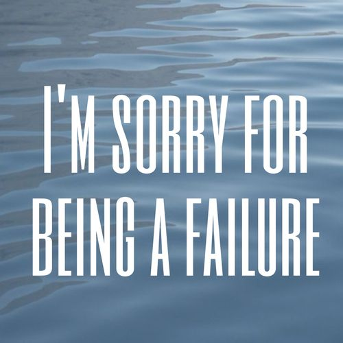 Inspirational Quotes About Failure: Im A Failure Quotes. QuotesGram