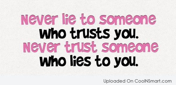 Trustworthy Quotes By Famous People. QuotesGram  Trustworthy Quo...