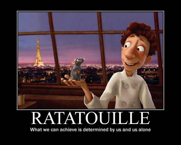Ratatouille Pixar Quotes Quotesgram