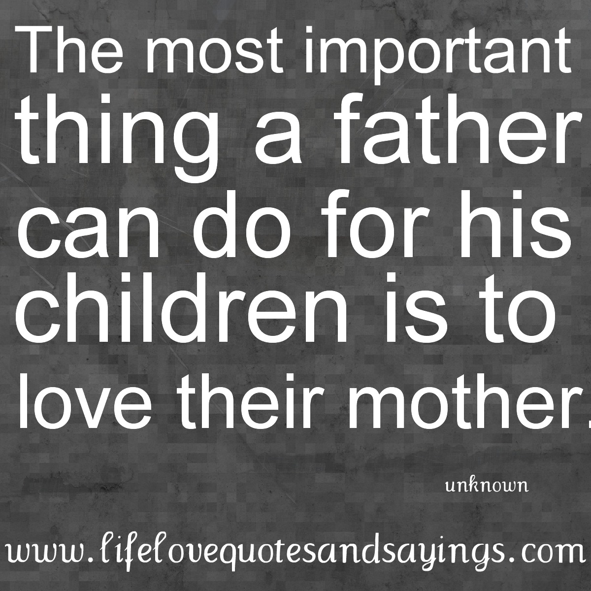 Quotes About The Love Of A Father: I Love My Mother And Father Quotes. QuotesGram
