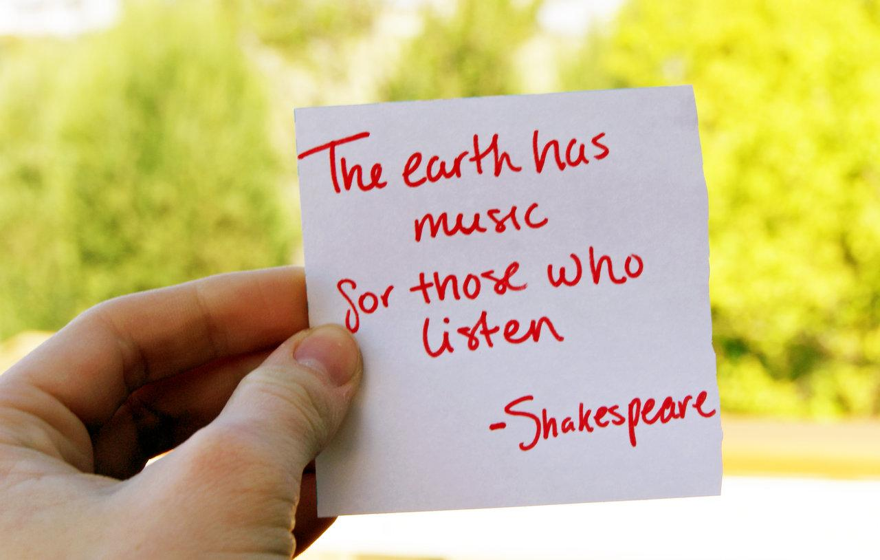 Inspirational Quotes About Music. QuotesGram