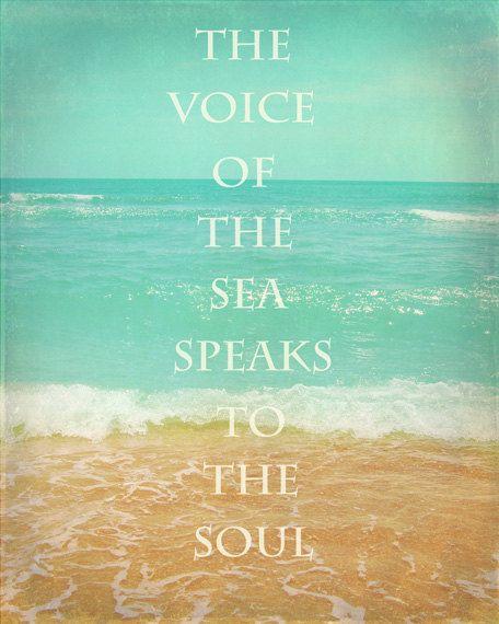 Ocean Peace Quotes. QuotesGram