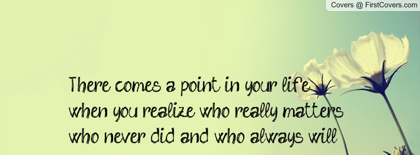 In Life You Realize Quotes. QuotesGram