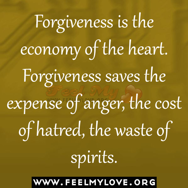 Forgiveness Poems And Quotes: Anger And Forgiveness Quotes. QuotesGram