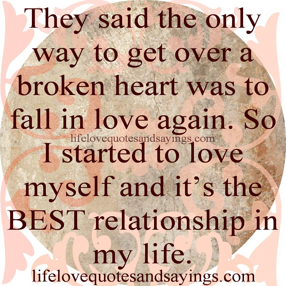 Broken Heart Quotes About Girls. QuotesGram