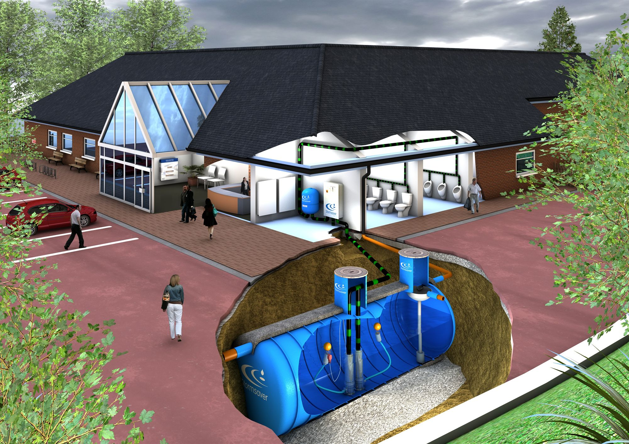 study rain water harvesting Rainwater harvesting and greywater system throughout the uk design, installation, and emergency repair services for rain water harvesting.