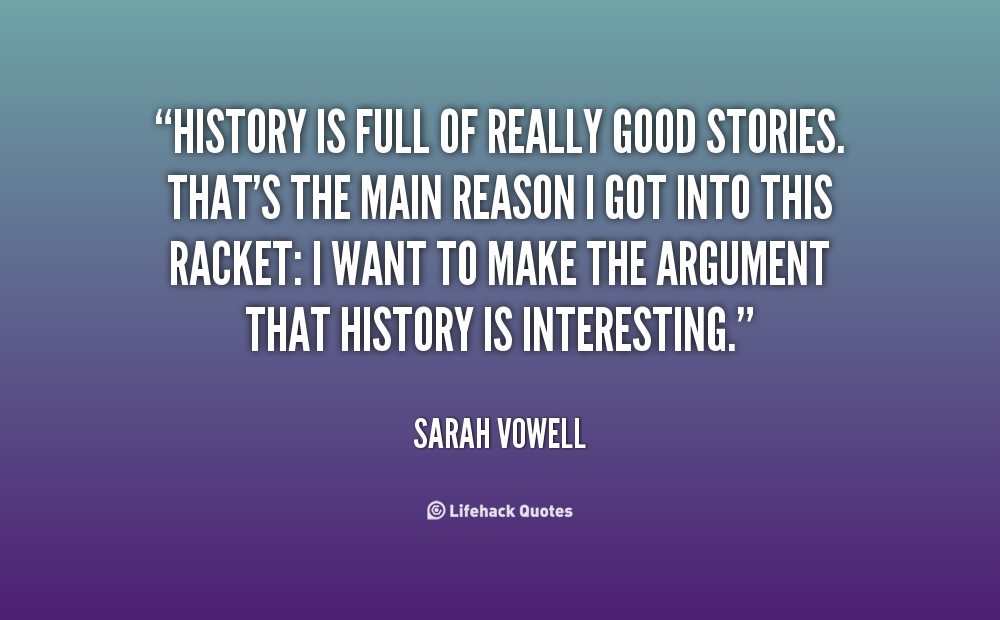 Quotes About History. QuotesGram